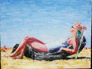 strand hangen